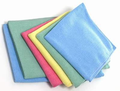 4 Benefits of Microfiber Cleaning Technology
