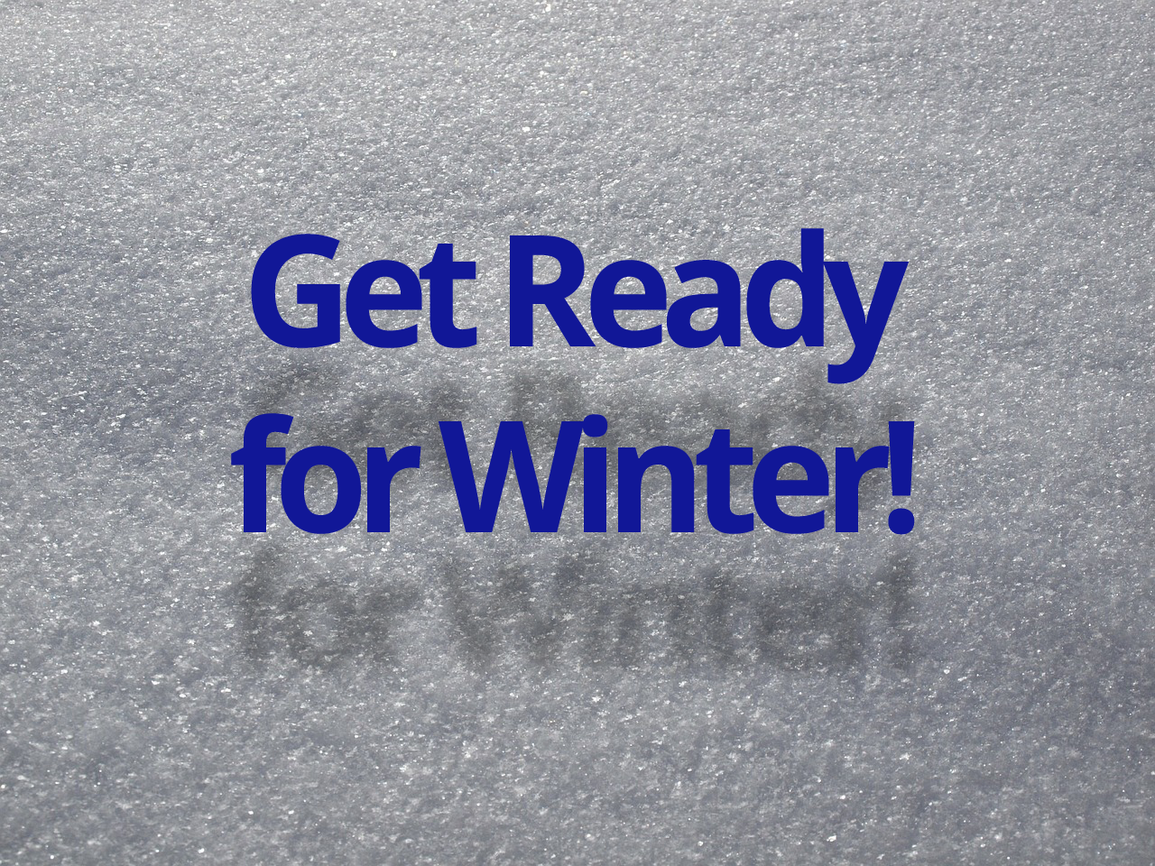 Be Prepared! Get Your Building Ready for Winter Now